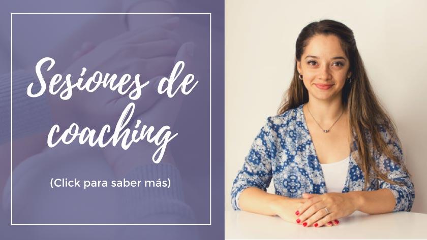 Daniela Lencina sesiones de coaching